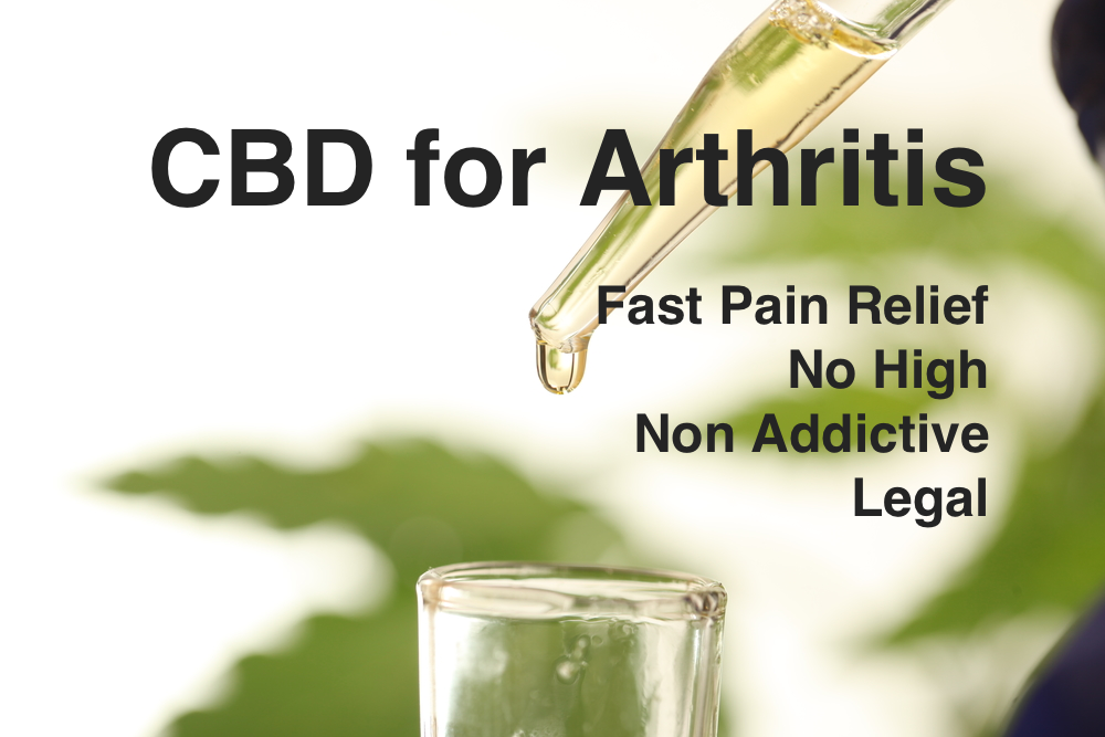 Does CBD Oil Really Help Treat Arthritis Pain?